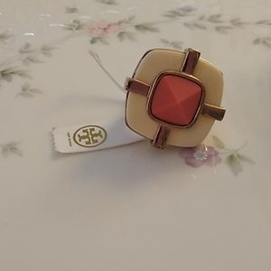 Tory Burch Audrey Ring